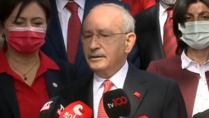 Kılıçdaroğlu: Milletten korkmamak lazım