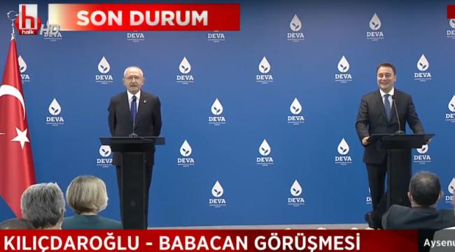 Kılıçdaroğlu ve Babacan'dan Erdoğan'a çok sert 'mümin' yanıtı