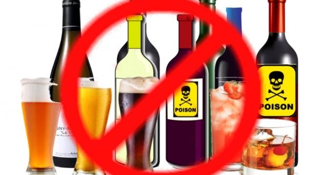 Koronavirüs nedeniyle alkol satışı yasaklandı!
