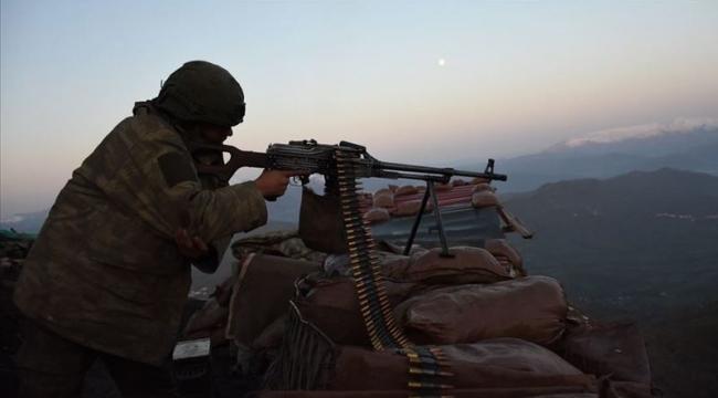 MİT ve TSK'dan ortak operasyon: PKK'lı terörist etkisiz hale getirildi