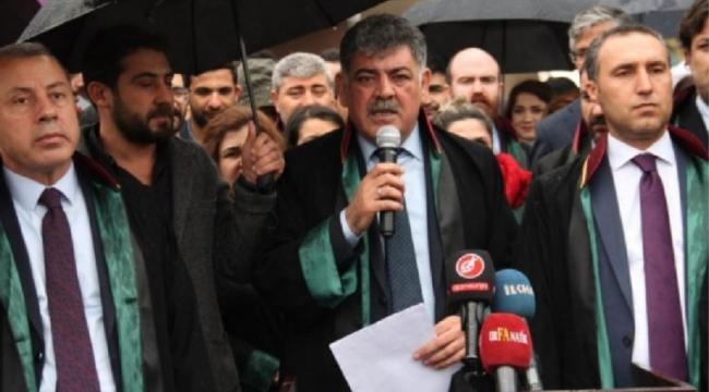 Şanlıurfa Baro Başkanı ve 26 avukat hakkında soruşturma