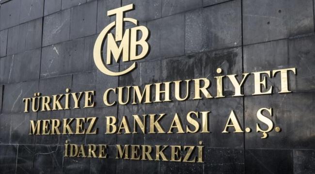 TCMB açıkladı: Döviz rezervleri 1 milyar dolar eridi