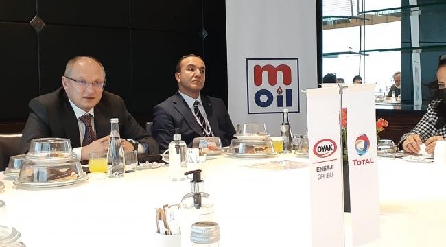 TOTAL ve M Oil birleşti: İzmir'de bölgesel hedeflerini açıkladı!
