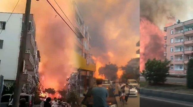 Türkiye'de birçok ilde orman yangını!