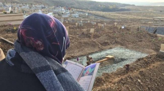 Ankara'da Koronavirüs'ten ölenler artık birden fazla mezarlığa defnediliyor: 'Her gün yaklaşık 50 can kaybı var'