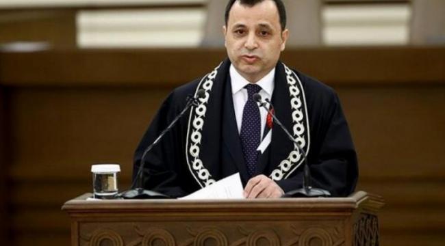 AYM Başkanı Zühtü Arslan karantinada