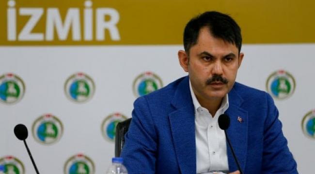 Bakan Kurum açıkladı: İzmir'de 19 bin 500 bina acil dönüşecek!