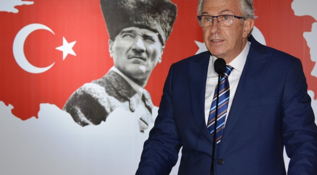 Başkan Mehmet Eriş'ten 10 Kasım mesajı