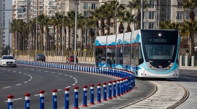 Büyükşehir'den toplu ulaşıma pandemi ayarı