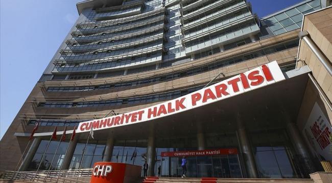 CHP acil olarak Meclis'i toplantıya çağırdı