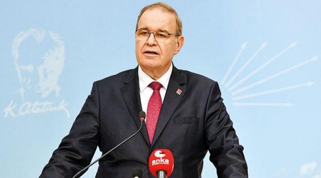 CHP'li Öztrak: Ülkemiz içine düştüğü buhrandan ancak yeni kurallarla çıkabilir