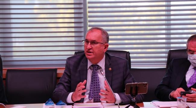 CHP'li Sertel'den iktidara sert eleştiri: Halkımız eti kasap vitrininde görüyor