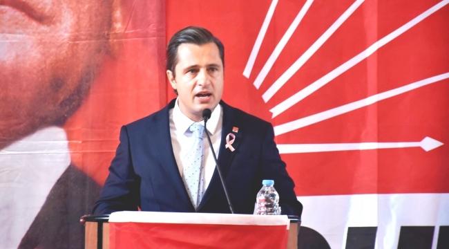 CHP'li Yücel'den Kılıçdaroğlu'na tehdide cevap