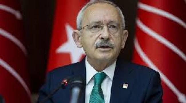 CHP lideri Kılıçdaroğlu'na Madencilerden ziyaret