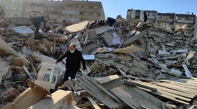 CHP'nin İzmir depremi raporu