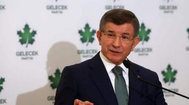Davutoğlu: İstifa metni ilkokul düzeyinde Türkçe ile yazılmış