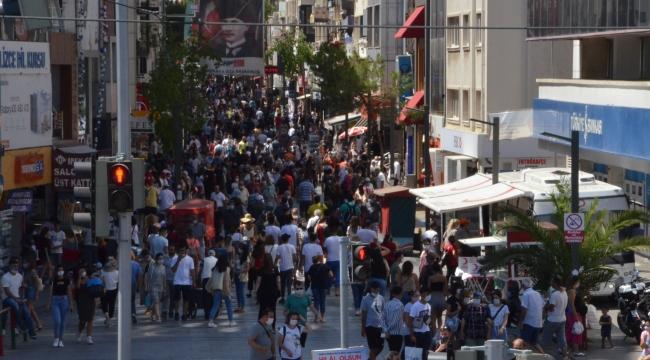 Deprem sonrası vakalar patladı! İzmir'de her 100 kişiden 25'i pozitif!