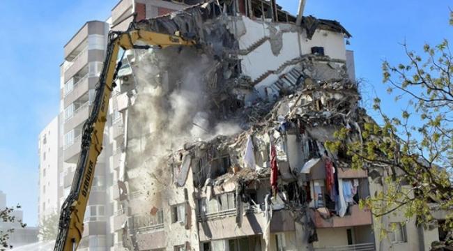 Depremde yıkılan Yılmaz Erbek Apartmanı'nın anatomisi!