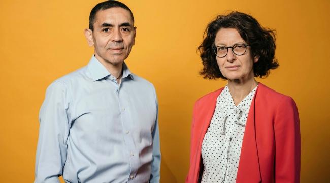 Dünyanın dört gözle beklediği aşının arkasındaki iki Türk