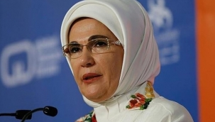 Emine Erdoğan: Katiller ve mafya babaları rol model olmasın