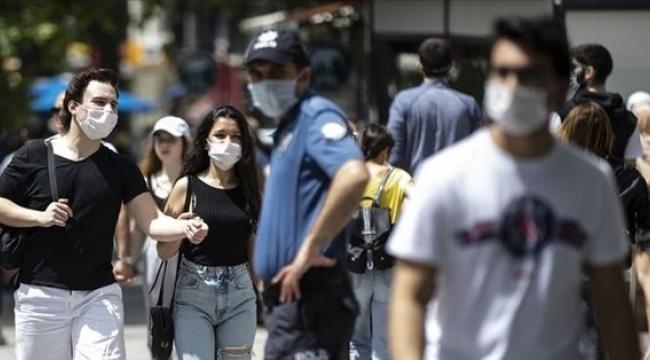 İçişleri Bakanlığı: Bir haftada 40 bin kişiye maske cezası kesildi