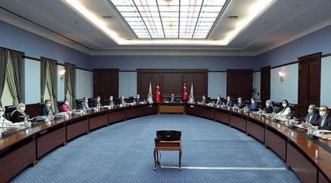 İstifa sonrası AK Parti'de kritik MYK toplantısı!