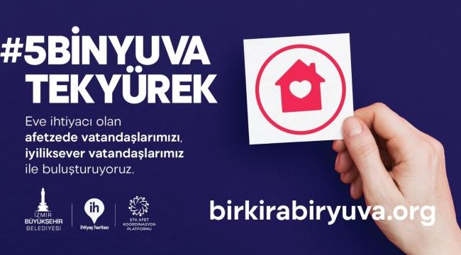 İzmir'de büyük dayanışma kampanyasında ikinci adım