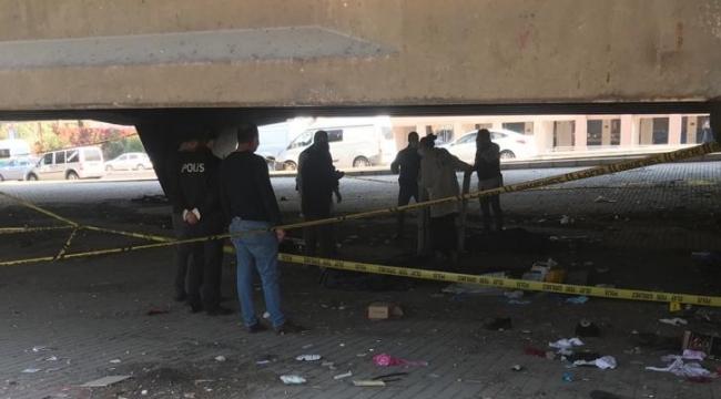 İzmir'de kan donduran olay! Elleri ve ayakları bağlı, yakılmış ceset bulundu