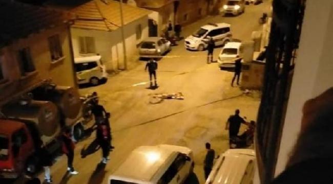 İzmir Dikili'de dehşet gecesi! Sokak ortasında eski eşini öldürdü