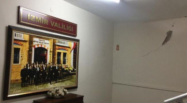 İzmir valiliği binası için flaş karar!