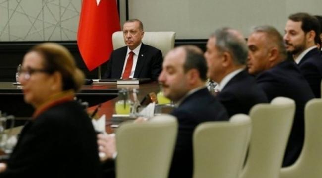Kabine toplantısı başladı: Yeni kısıtlamalar için karar günü!