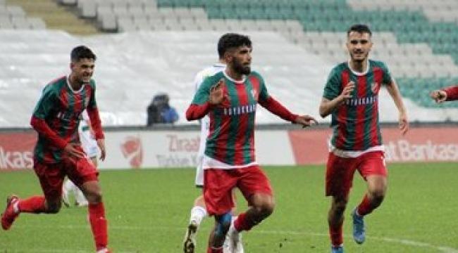 Karşıyaka'dan 8 maçlık yenilmezlik serisi