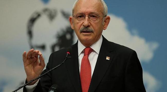 Kılıçdaroğlu: Ben sanıyordum ki Zekeriya Öz sadece İstanbul'da var meğer...