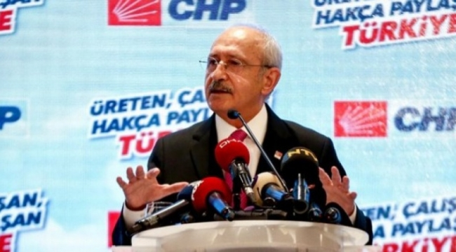 Kılıçdaroğlu: Ülkeyi bizden daha iyi yönetecek kadro yok