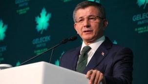 Koronaya yakalanan Davutoğlu'ndan açıklama