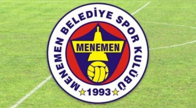 Menemenspor'da olağanüstü genel kurul kararı alındı
