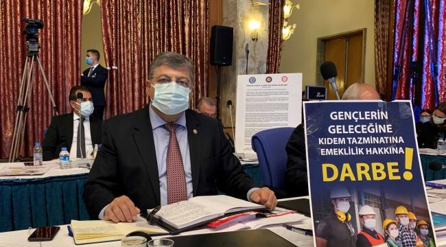 """Milletvekili Sındır, """"Salgın döneminde elektriğe en fazla zam Türkiye'de oldu"""""""