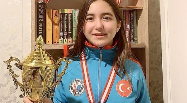 Ödemiş Online Satranç Turnuvası'nda ödüller sahiplerini buldu!