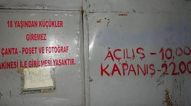 Sekiz aydır kapalıydı: İzmir Genelevi icralık oldu!