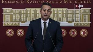 TSK'ya yönelik sözleri sonrası CHP'li Başarır'a soruşturma!