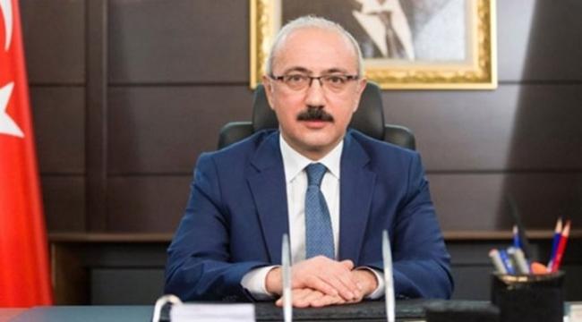 Yeni Hazine ve Maliye Bakanı Elvan'dan ilk açıklama