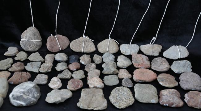 Yeşilova Höyüğü'nde balıkçı ağı bulundu: 8 bin yıllık teknik!