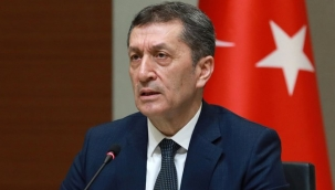 Bakan Ziya Selçuk'tan liselerde sınav açıklaması