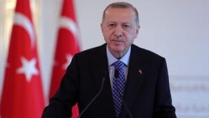 Cumhurbaşkanı Erdoğan'dan Tank Palet Fabrikası açıklaması