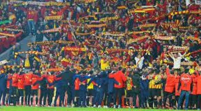 Göztepe'de biletler depremzedeler için satışta