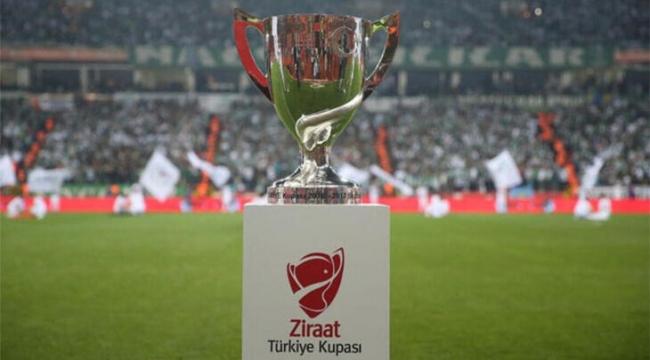 Ziraat Türkiye Kupası'nda 5. tur programı açıklandı!