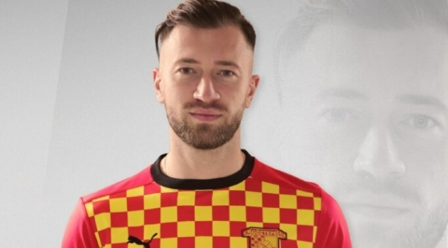 Göztepe, Anderlecht'ten Peter Zulj'u kiraladı