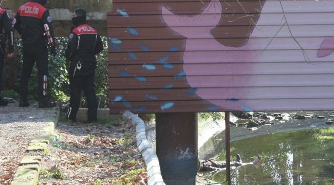 İzmir'de korkunç son! Kültürpark'ta cansız bedeni bulundu