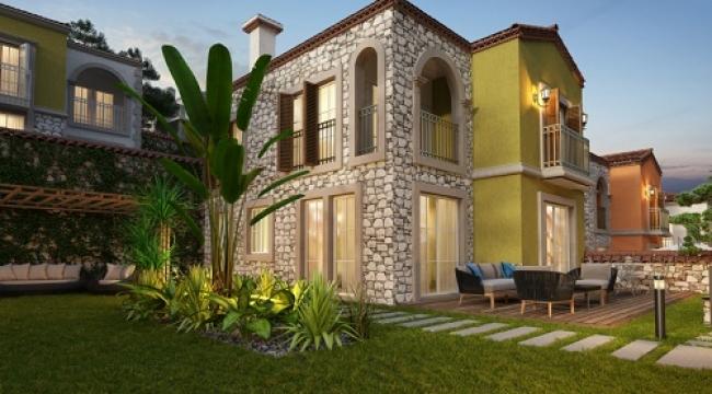 Rimay İnşaat'tan Şehrin Gizli Bahçesinde Bir Villa Projesi!