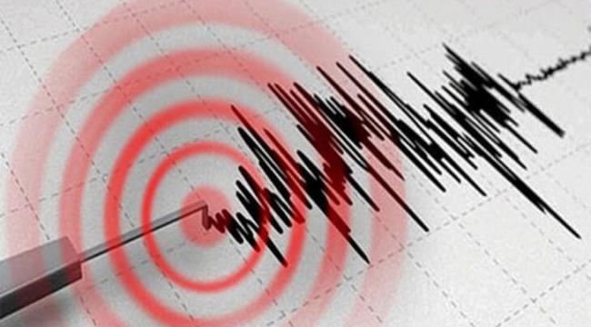 İzmir güne depremle uyandı: Seferihisar açıkları sallandı